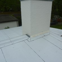Witte daken